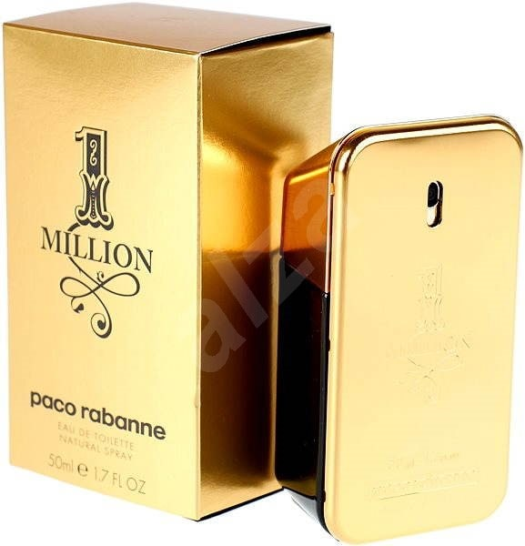 Test PACO RABANNE 1 Million