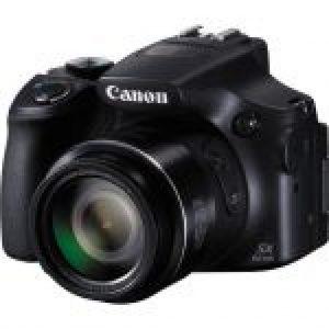 Recenzió Canon PowerShot SX60 HS
