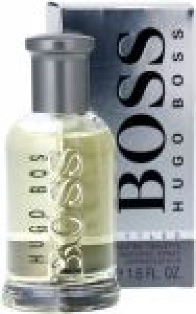 test HUGO BOSS No.6
