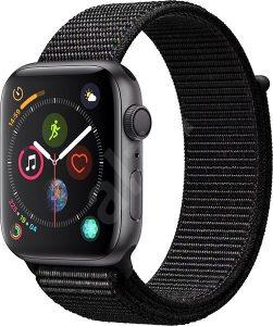 Test - Apple Watch Series 4 44mm asztroszürke alumínium fekete sportpánttal