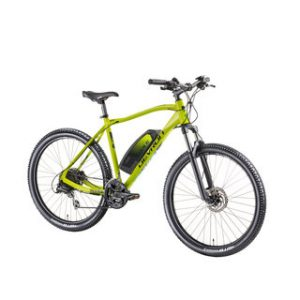 """Hegyi elektromos kerékpár Devron Riddle M1.7 27,5"""" - modell 2019 - neon"""