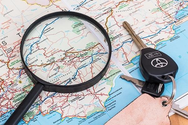 GPS navigációs eszközök autóba – recenziók és tippek a választáshoz